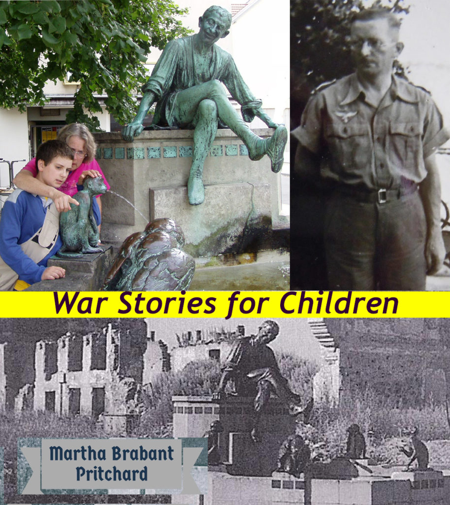 War Stories for Children, a book by Author Martha Pritchard